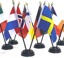 MINI-FLAGS