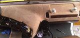 alcantara folie beige voor vrachtwagen