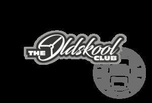 THE OLDSKOOL CLUB - FULL PRINT STICKER