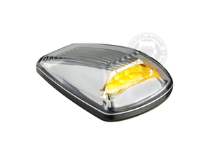 LED TOP LIGHT / MARKIERUNGSLAMPE - 9-32V - KLARGLAS
