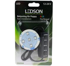 LEDSON - POPPY LED LIGHT- RGB - DIREKTE VERBINDUNG -10-40V