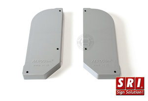 AeroSlimFront® 20 cm SIDE PARTS (SET)