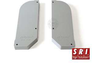 AeroSlimFront® 30 cm SIDE PARTS (SET)
