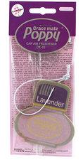 LAVENDER - POPPY GRACE MATE - AIRFRESHNER - 5GRAM