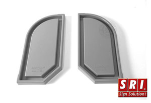 AeroSign® 30 cm SIDE PARTS (SET)