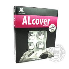 Alcover - Alcoa® EDELSTAHL RADMUTTERABDECKUNGEN - 33 MM