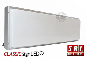 ClassicSignLED® 24V DC - 40 x 140