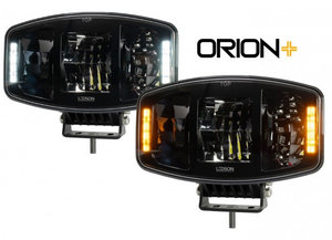 Orion+ LEDSON LED SCHEINWERFER 100W - ORANGE / WEISS position light