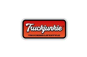 TRUCKJUNKIE - TL ORANGE - FULL PRINT AUFKLEBER