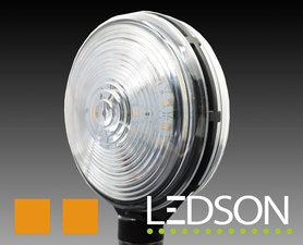 SPANISCHE LAMP LED - KLARR/ORANGE