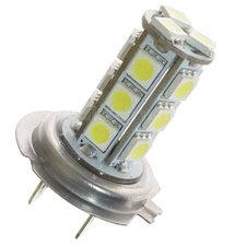 H7  LED-lamp XENON LOOK 18 SMD 24V