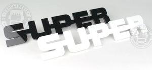 SUPER EMBLEM - LIMITED EDITION