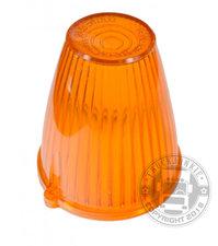 ORANGE ERSATZ LENS - TORPEDO LAMPE