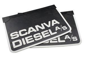 SCANVA DIESEL A/S - GUMMI SCHMUTZFANGER - 60X40CM