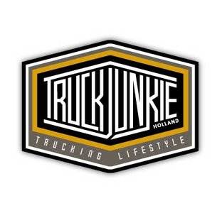 TJ TRUCING LIFESTYLE - FULL PRINT AUFKLEBER