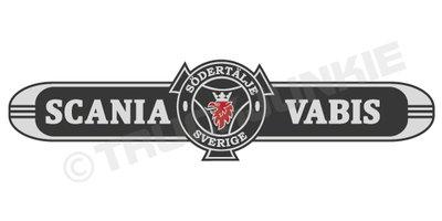 scania vabis emblem