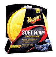 X3070 meguiars soft foam pads