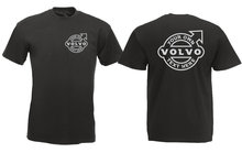 Volvo shirt logo eigen tekst