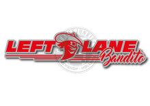 LEFT-LANE-BANDITO--NEW--STICKER-2-COLOR