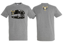 TSHIRT-*GREY-MELANGE*--THE-OLD-PIRATE-2-TRUCKJUNKIE
