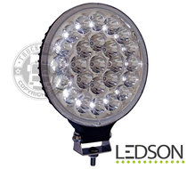 "LEDSON 9"" - 75W - HI-LUX - LED SPOTLIGHT - WITH POSITIONLIGHT"